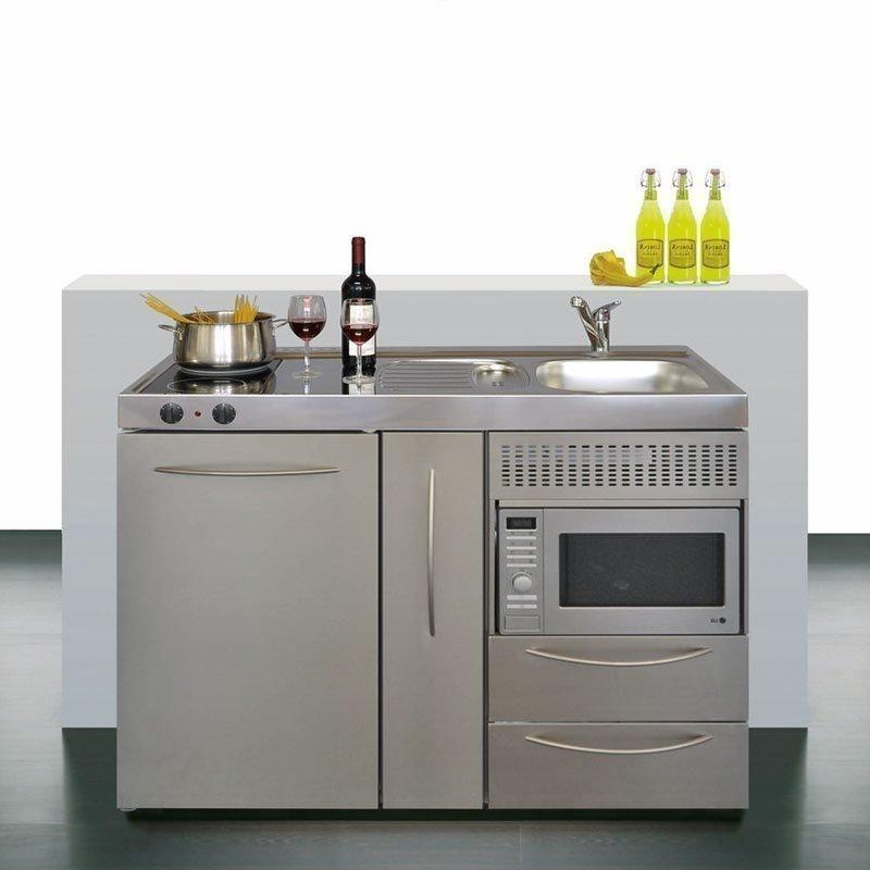 Intra MK-ST-214-00T Minikeittiö Valkoinen