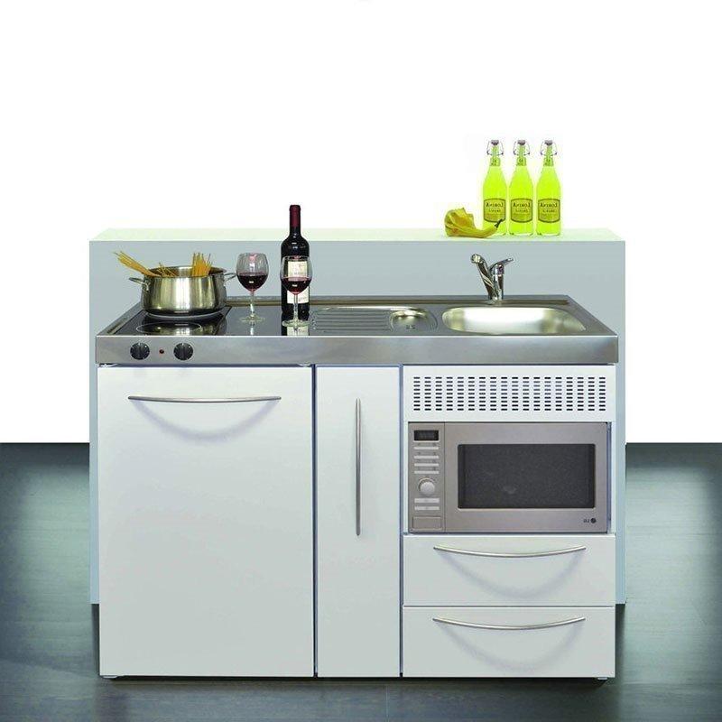 Intra MK-ST-216-00T Minikeittiö Valkoinen