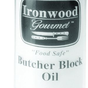 Ironwood Gourmet Butcher Block Oil Leikkuulautaöljy 236 Ml