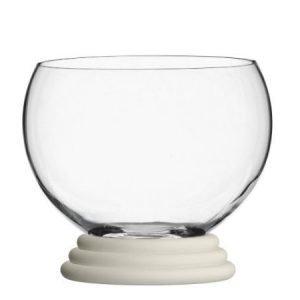 Italesse Sfera lasimalja 4 kpl valkoinen