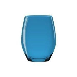 Italesse Vertical party-juomalasi sininen4 kpl