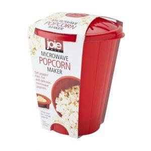 Joie Popcorn Maker Popcorn Kone Punainen