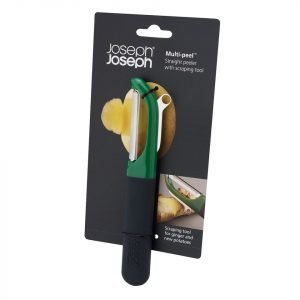 Joseph Joseph Multi Peel Kuorija Harmaa / Vihreä