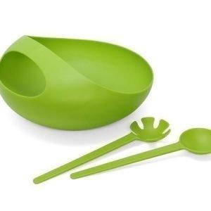Joseph Joseph salaattikulho ottimilla vihreä