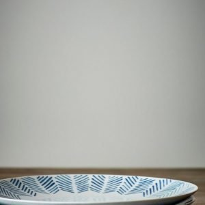 Jotex Anne Lautaset Sininen Ø 28 Cm 2-Pakkaus