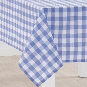 Jotex Klara Pöytäliina Sininen 135x250 Cm