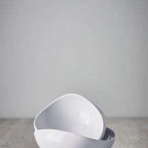 Jotex Silvia Kulhot Valkoinen 2-Pakkaus