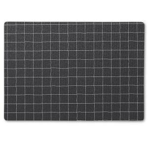 Juna Grafico Pöytätabletti Musta 30x45 Cm