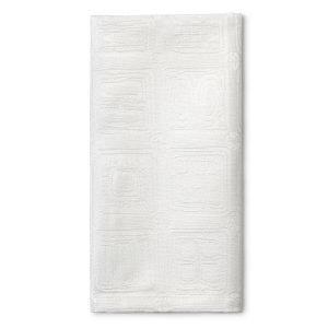 Juna Squares Servett Valkoinen 45x45 Cm 4-Pakkaus