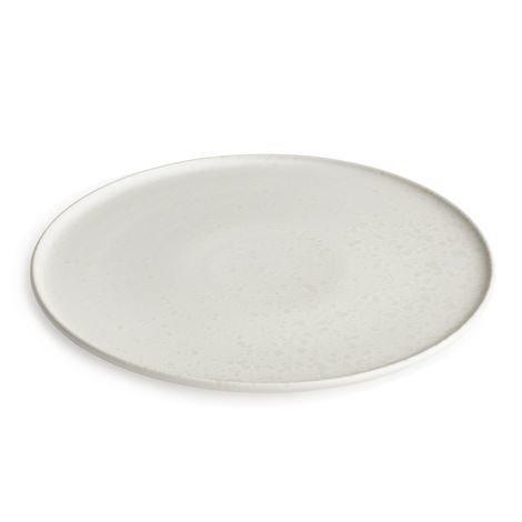 Kähler Ombria Lautanen Ø 22 cm Marble White Valkoinen