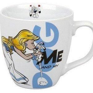 Könitz Asterix Me And My Dog Muki