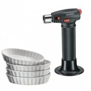 Küchenprofi Crème Brûlée setti