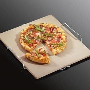 Küchenprofi pizzanpaistokivi 35 x 38 cm
