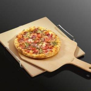 Küchenprofi puinen pizzalapio