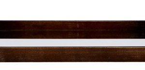 KJ Collection Tarjotin Puu Ruskea 40x30 cm