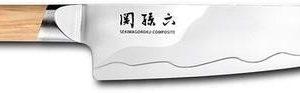 Kai Seki Magoroku Composite Mgc 0406 Kokkiveitsi 20 Cm