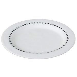 Kajsa Cramer Home Patchy Asetti Dots Valkoinen 19 Cm