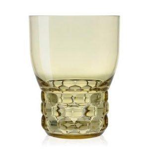 Kartell Jellies Family Juomalasi Oliivinvihreä 25 Cl