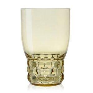 Kartell Jellies Family Juomalasi Oliivinvihreä 30 Cl