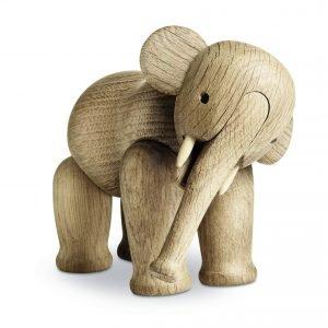 Kay Bojesen Elefantti Koriste-Esine Tammi
