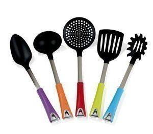 Keittiötarvikesetti 5 osaa Amefa