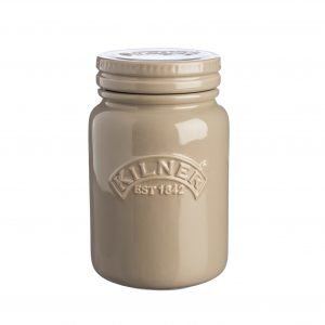 Kilner Keraaminen Purkki Pebble Grey 0.6 L