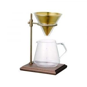 Kinto Slow Coffee Style Kahvinkeitin Kulta
