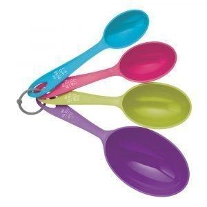 Kitchen Craft Colourworks Mittasetti Cups 5-Osainen