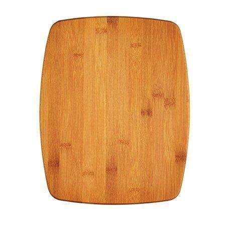 Kitchen Craft Leikkuulauta käännettävä Bambu/korkki 35x28 cm