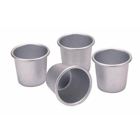 Kitchen Craft Leivontamuotti Mini 4-pack 6