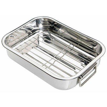 Kitchen Craft Leivontarvuoka grilliritilällä 27