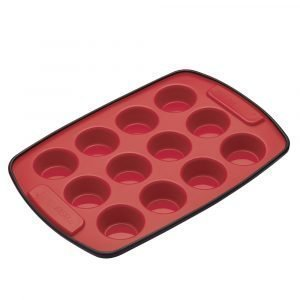 Kitchen Craft Master Class Smart Silicone Muffinssivuoka 12 Muottia