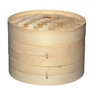 Kitchen Craft Oriental Höyrykeitin Bambu 200 Mm