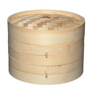 Kitchen Craft Oriental Höyrykeitin Bambu 200 Mm