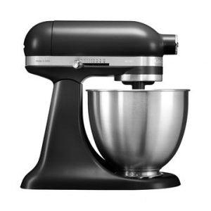 Kitchenaid Artisan 3311ebm Keittiökone Mini Matta Musta 3.3 L