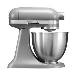 Kitchenaid Artisan 3311efg Keittiökone Mini Matta Harmaa 3.3 L