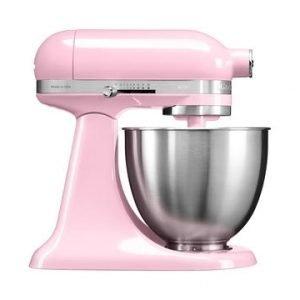 Kitchenaid Artisan 3311egu Keittiökone Mini Vaaleanpunainen 3.3 L