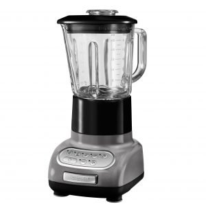 Kitchenaid Artisan Tehosekoitin 1.5 + Grafit Metallic 0.75 L