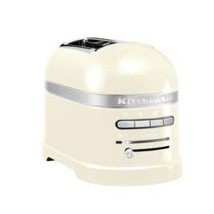 Kitchenaid Artisan Toaster Leivänpaahdin 2 Siivua Crème