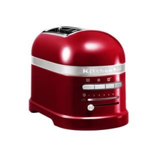 Kitchenaid Artisan Toaster Leivänpaahdin 2 Siivua Metallic Punainen