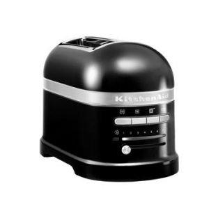 Kitchenaid Artisan Toaster Leivänpaahdin 2 Siivua Musta