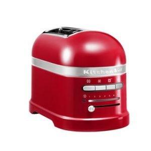 Kitchenaid Artisan Toaster Leivänpaahdin 2 Siivua Punainen