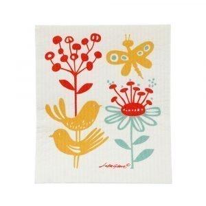 Klippan Yllefabrik Butterfly Tiskirätti