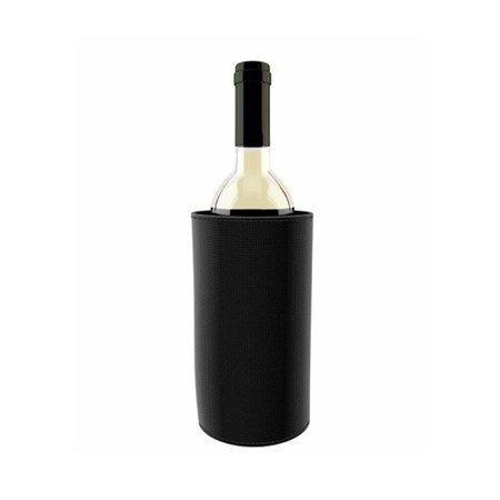 Koala Wine wrap black- Pakastimeen laitettava pullonjäähdytin