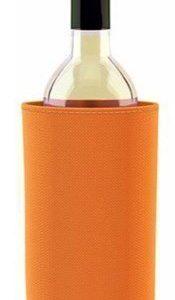 Koala Wine wrap oranssi- Pakastimeen laitettava pullonjäähdytin