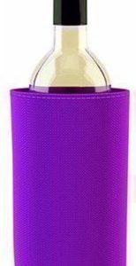 Koala Wine wrap violet- Pakastimeen laitettava pullonjäähdytin