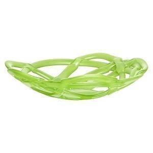 Kosta Boda Basket Kulho Suuri Vihreä