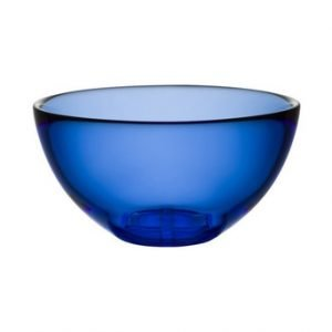 Kosta Boda Bruk Kulho Medium Sininen 21.5 Cm