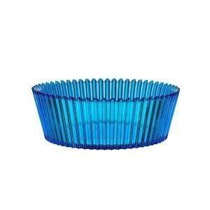 Kosta Boda Cup Cake Vati Sininen 220 Mm