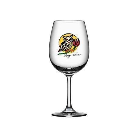 Kosta Boda Friendship Wine Stay Wise